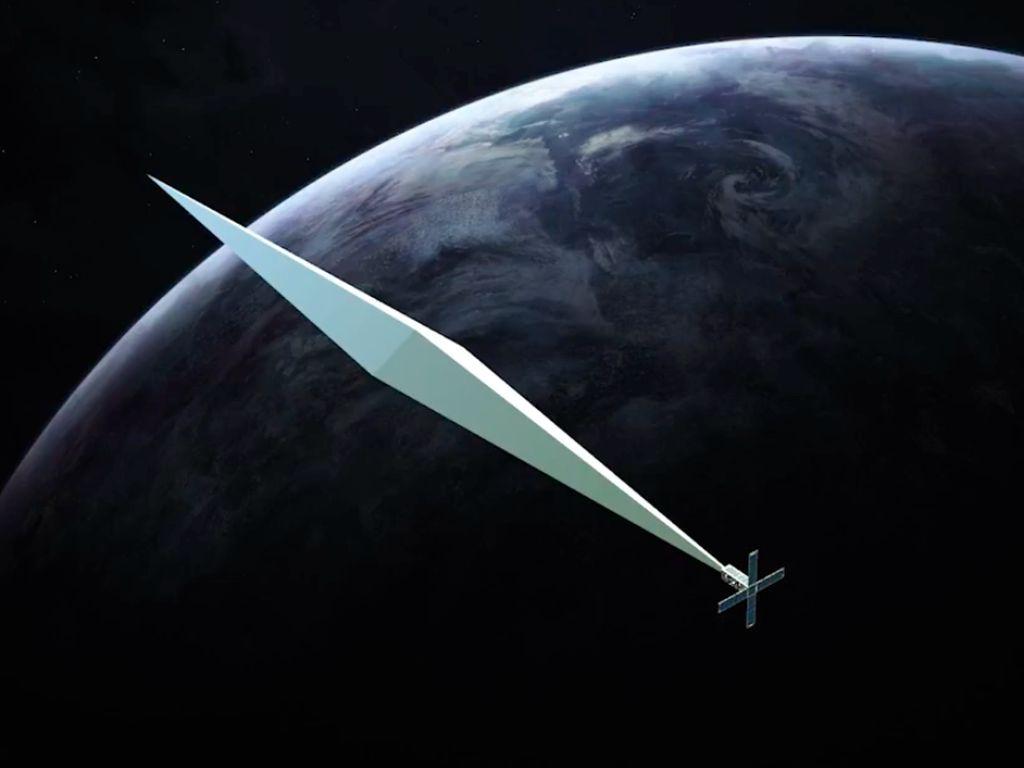 Elon Musk Mau Terbangkan Karya Seni ke Antariksa, Apa Itu?
