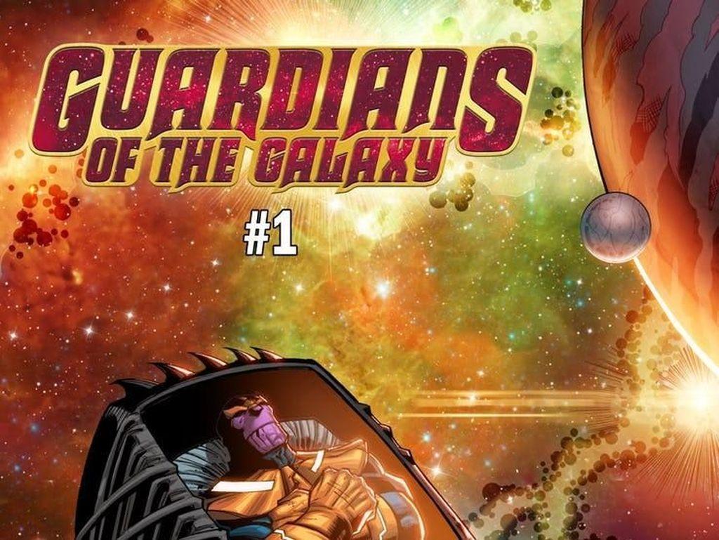 Reboot Komik Guardians of the Galaxy Terbit Januari 2019