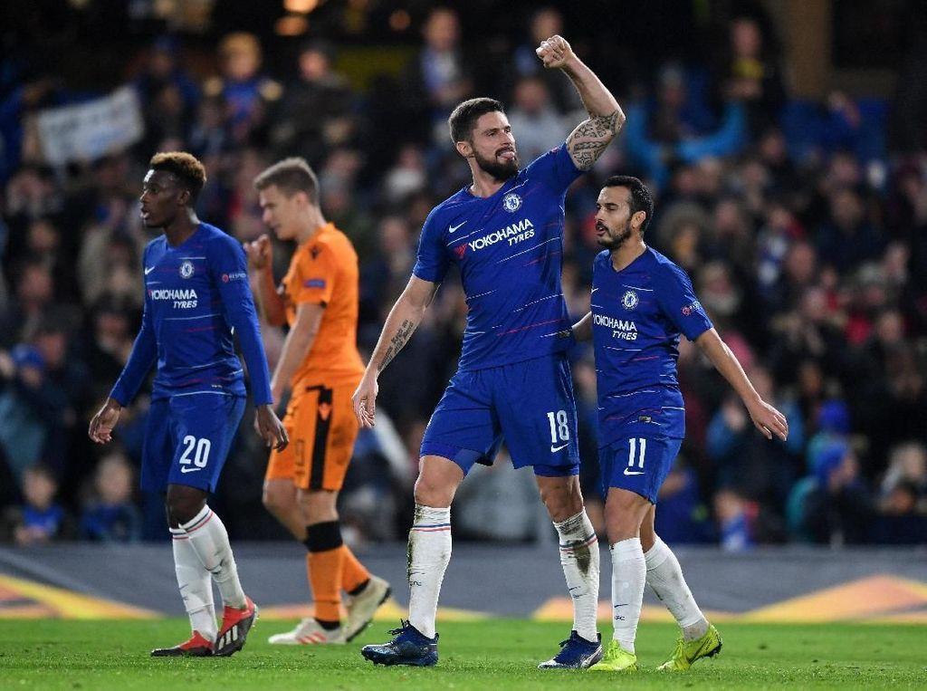 13 Tim yang Sudah Lolos ke 32 Besar Liga Europa 2018/2019