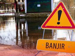Diguyur Hujan Deras, Ratusan Rumah di Bengkulu Terendam Banjir