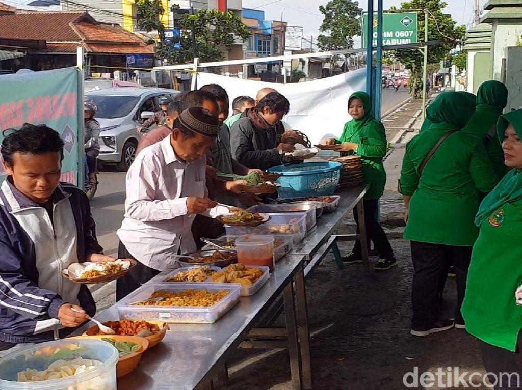 Ini Warung Barokah 0607, Makan Gratis Sambil Bersedekah