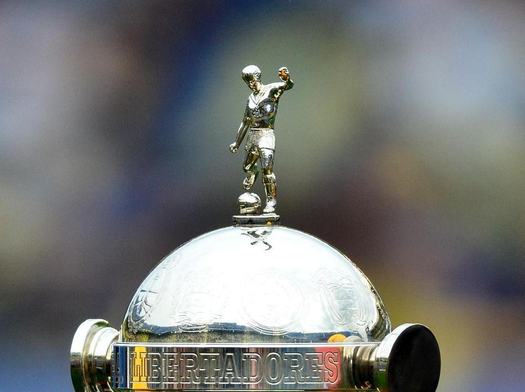 Boca dan River Banding Terkait Leg Kedua Final Copa Libertadores
