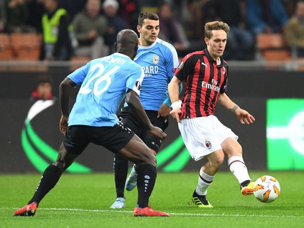 Milan Lepas Halilovic ke Standard Liege