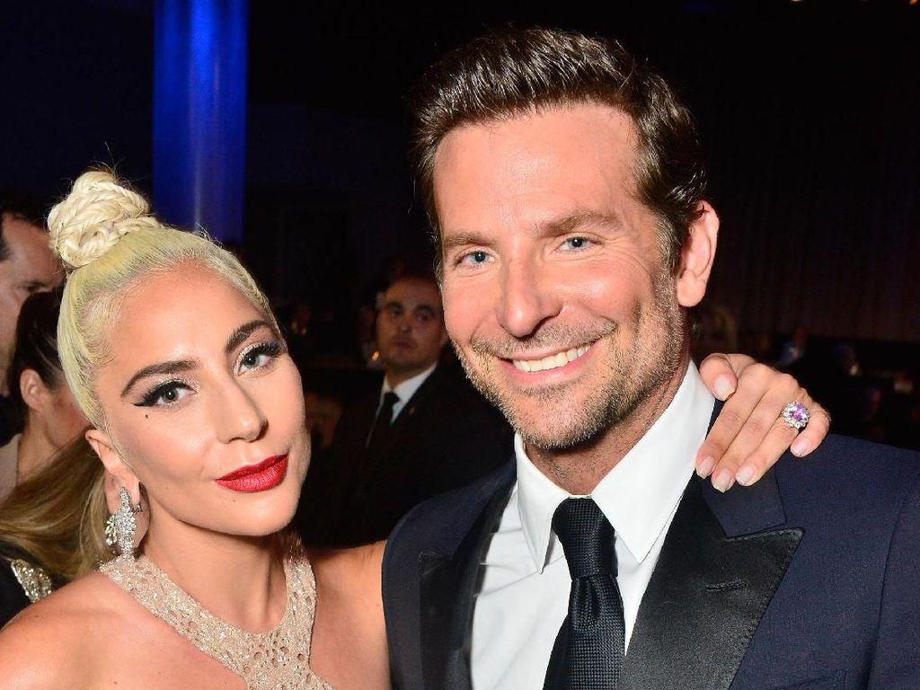 Duet Romantis Gaga-Cooper Bakal Tampil di Piala Oscar 2019