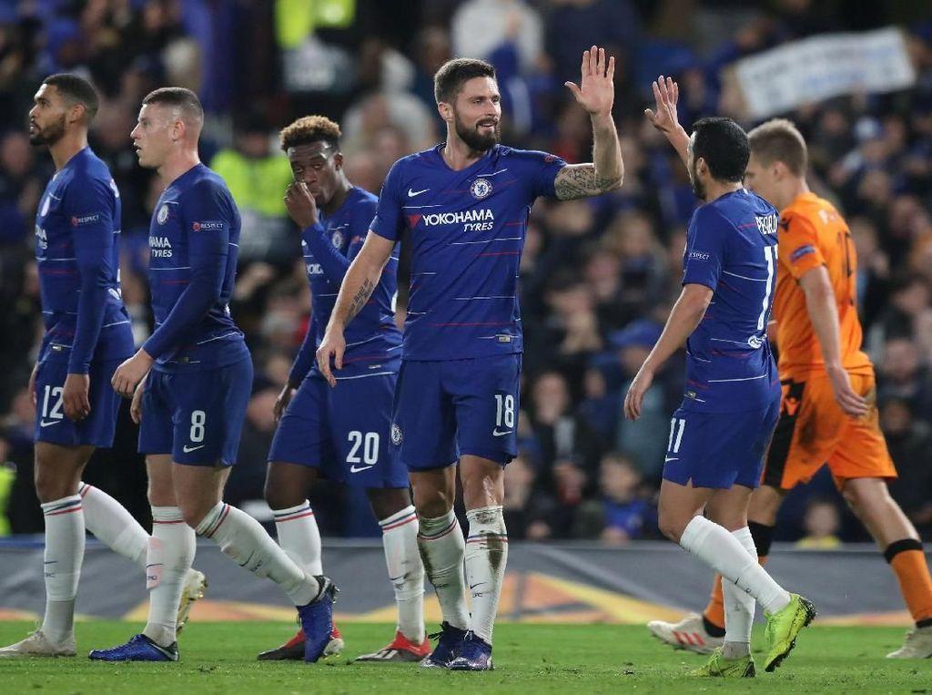 Chelsea Terlalu Tangguh untuk PAOK