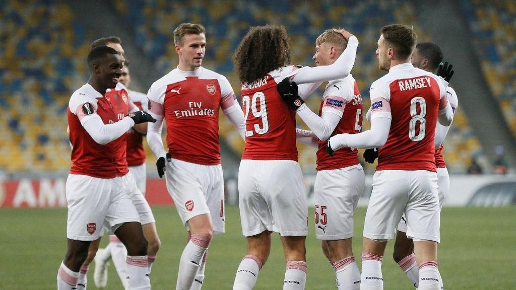 Prediksi Arsenal vs Qarabag: Meriam London Masih Panas