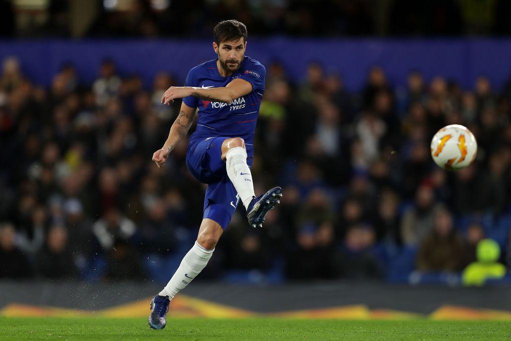 Cesc Fabregas yang sukses juara dua kali Premier League bersama Chelsea