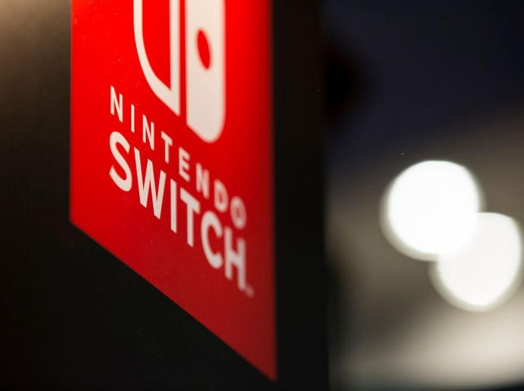 Nintendo Switch Torehkan Dua Rekor Usai Thanksgiving