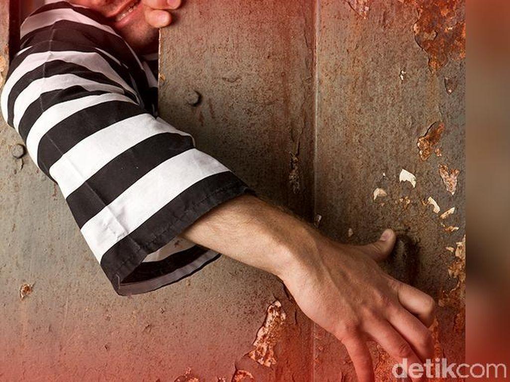 Napi di Sulsel yang Kabur untuk Bunuh Istri-Selingkuhan Tewas Ditembak