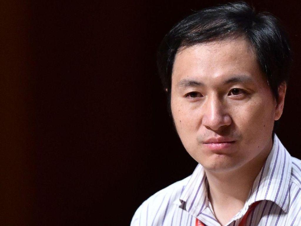 China Setop Penelitian Ilmuwan Pencipta Bayi Hasil Rekayasa Genetika