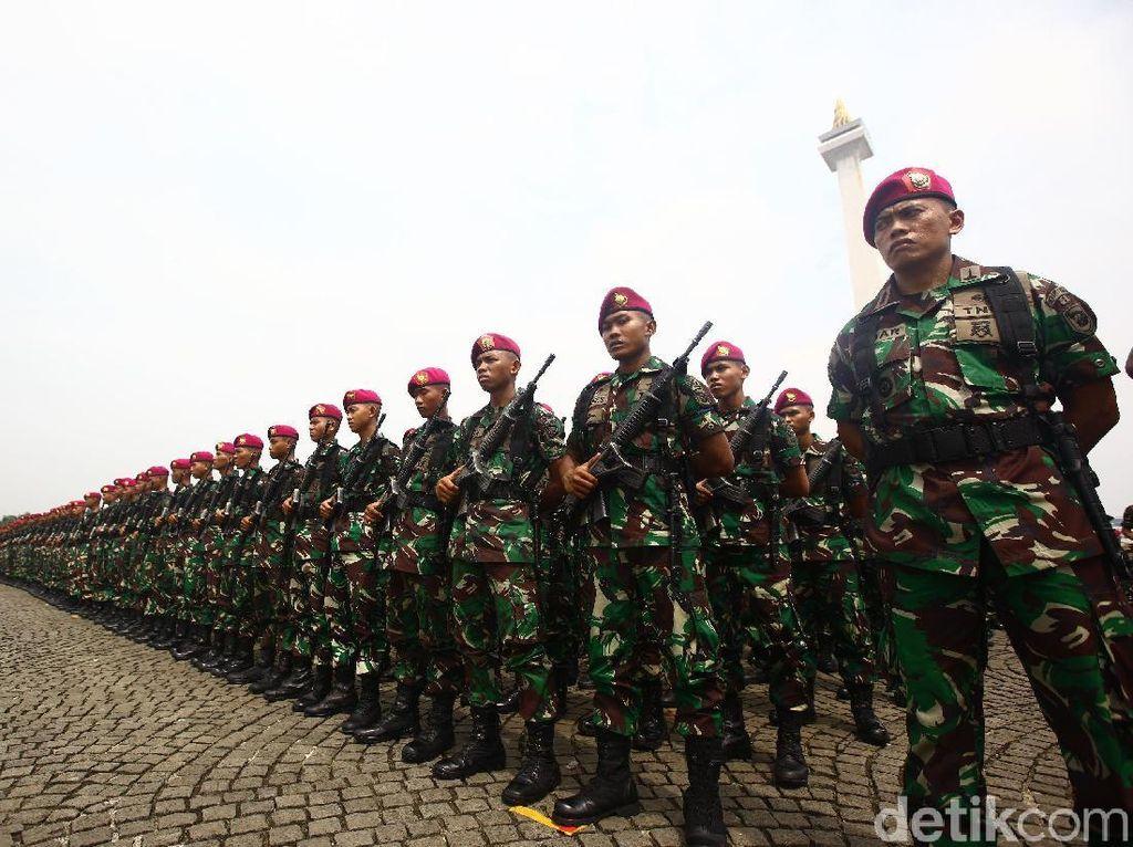 Siap-siap, Giliran TNI yang akan Naik Gaji