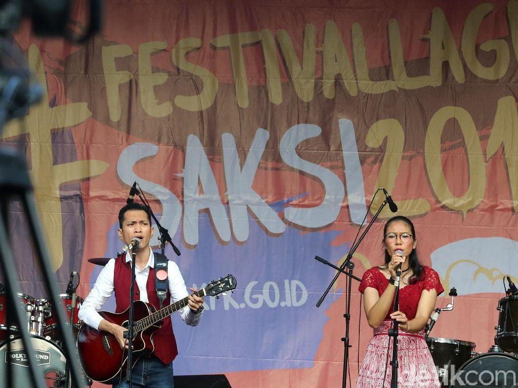 Festival Musik Jadi Siasat KPK Serukan Antikorupsi ke Milenial