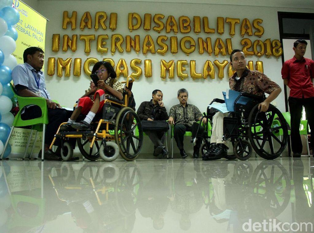 Imigrasi Jakbar Layani Pembuatan Paspor Penyandang Disabilitas