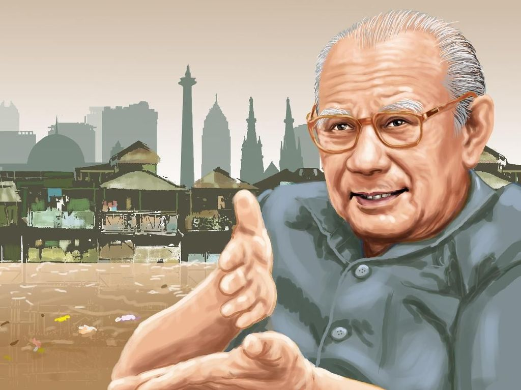 Emil Salim, Ekonom Senior yang Disebut Arteria Dahlan Sesat