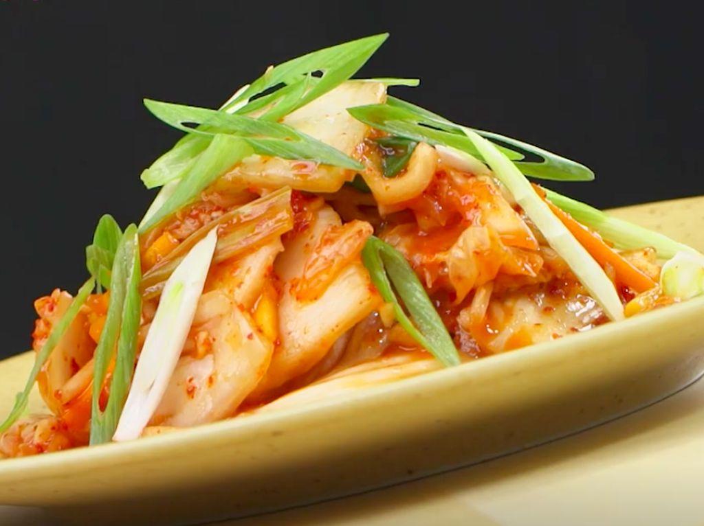Cara Buat Kimchi Halal di Rumah
