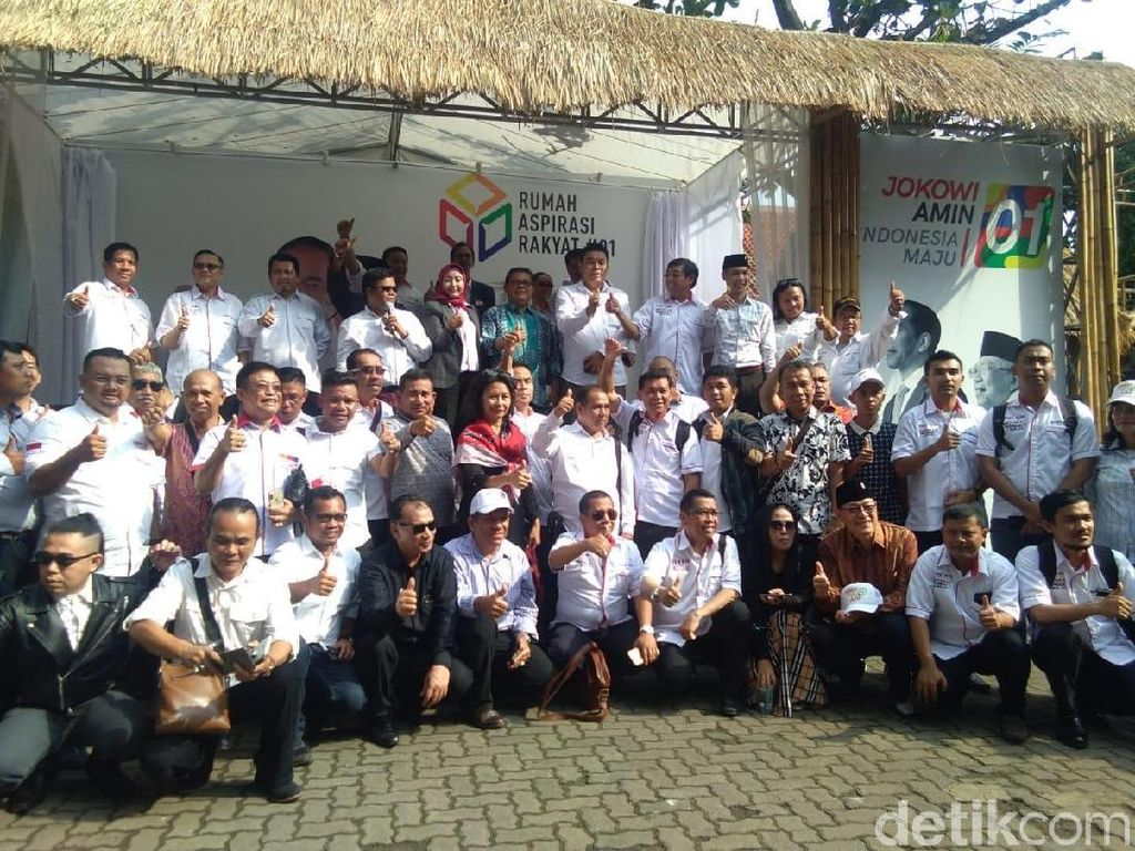2.100 Advokat Siap Kawal Jokowi-Amin Lawan Serangan Hoax
