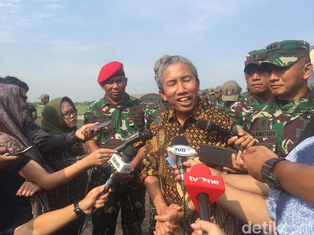 Pindad Kembangkan Senjata Agar TNI AD Tetap Juara AARM