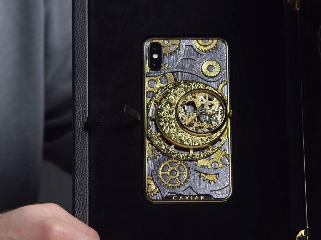 Edan! iPhone XS Max Ini Harganya Sampai Rp 100 Jutaan
