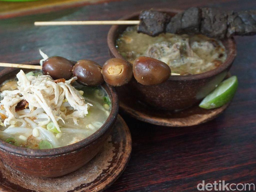 Murah dan Sedep! Soto Kwali Daging dan Ayam Kampung Khas Solo