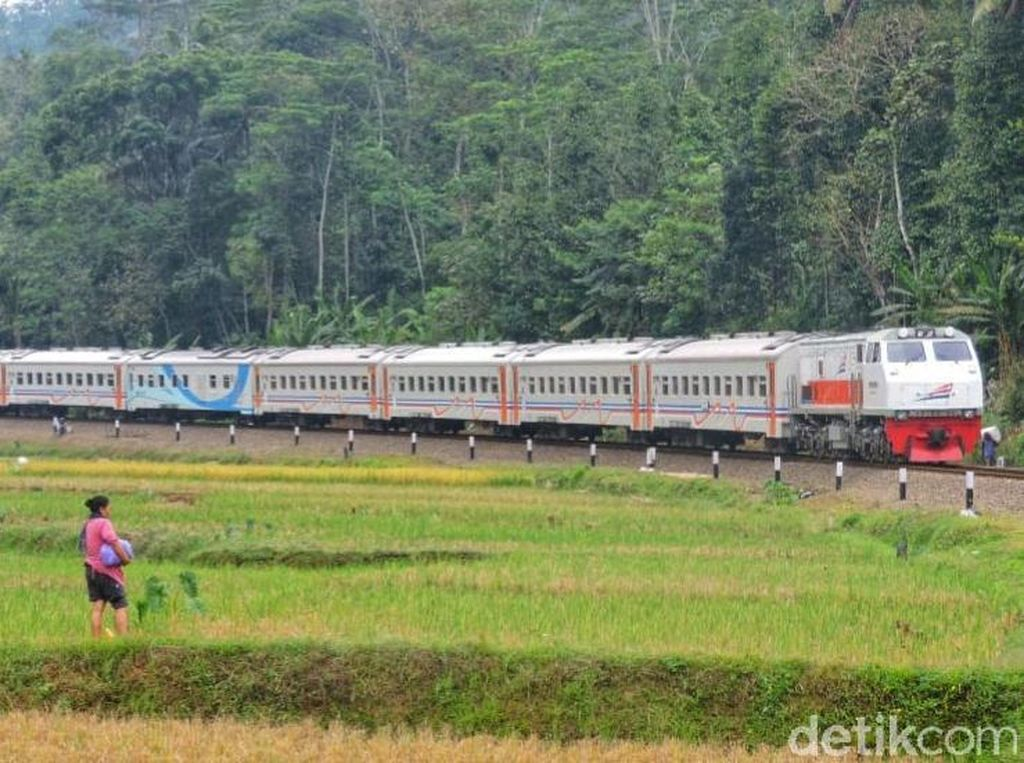 Sekarang Keliling Jateng, Yogya hingga Solo Cukup Pakai 1 Kereta