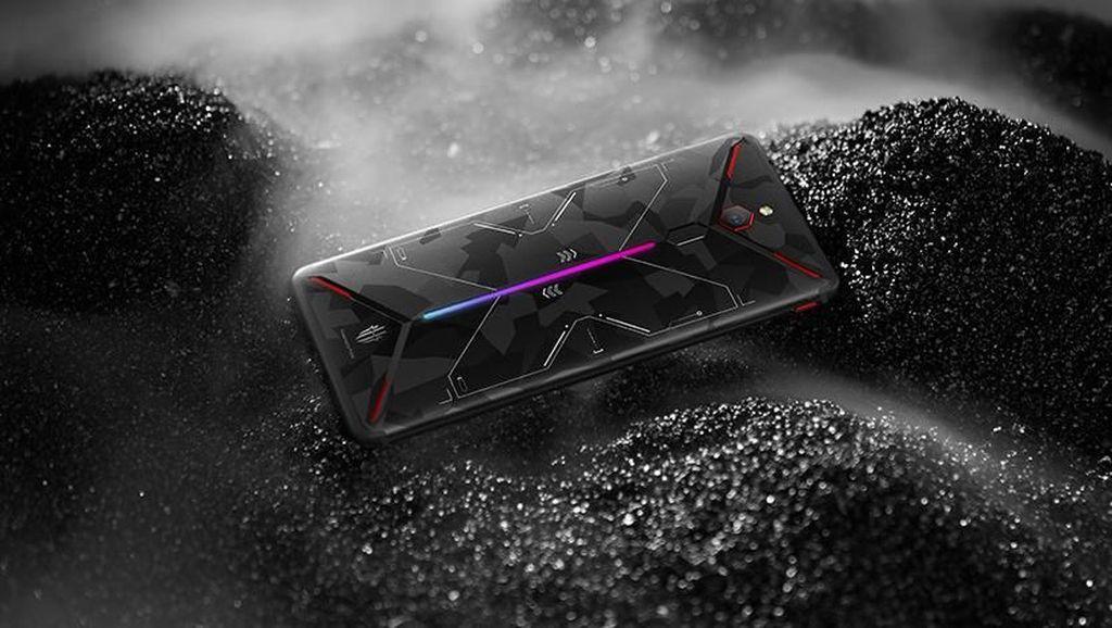 Penampakan Ponsel Gaming Gahar Nubia Harga Rp 5 Jutaan