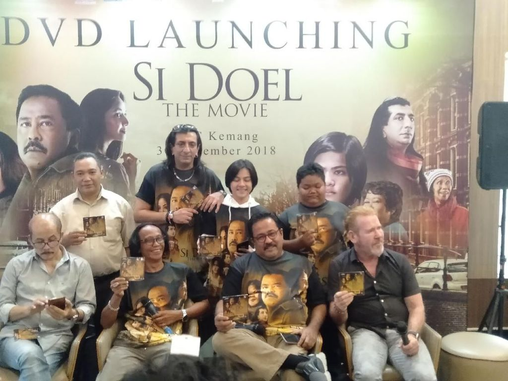 Trailer Si Doel The Movie 2 Banyak Sembunyikan Golden Scene