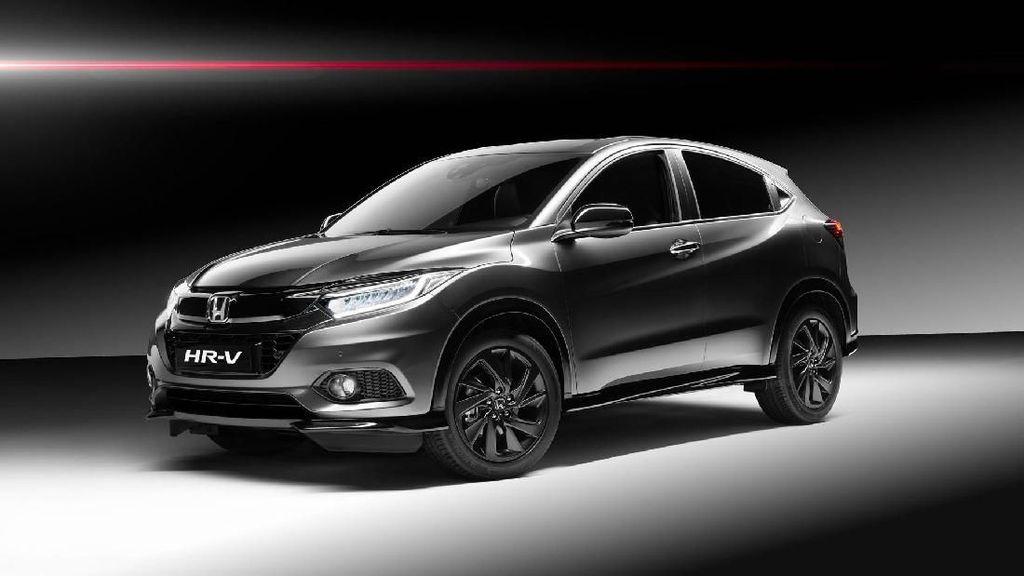 Tampang Klimis Honda HR-V Turbocharged