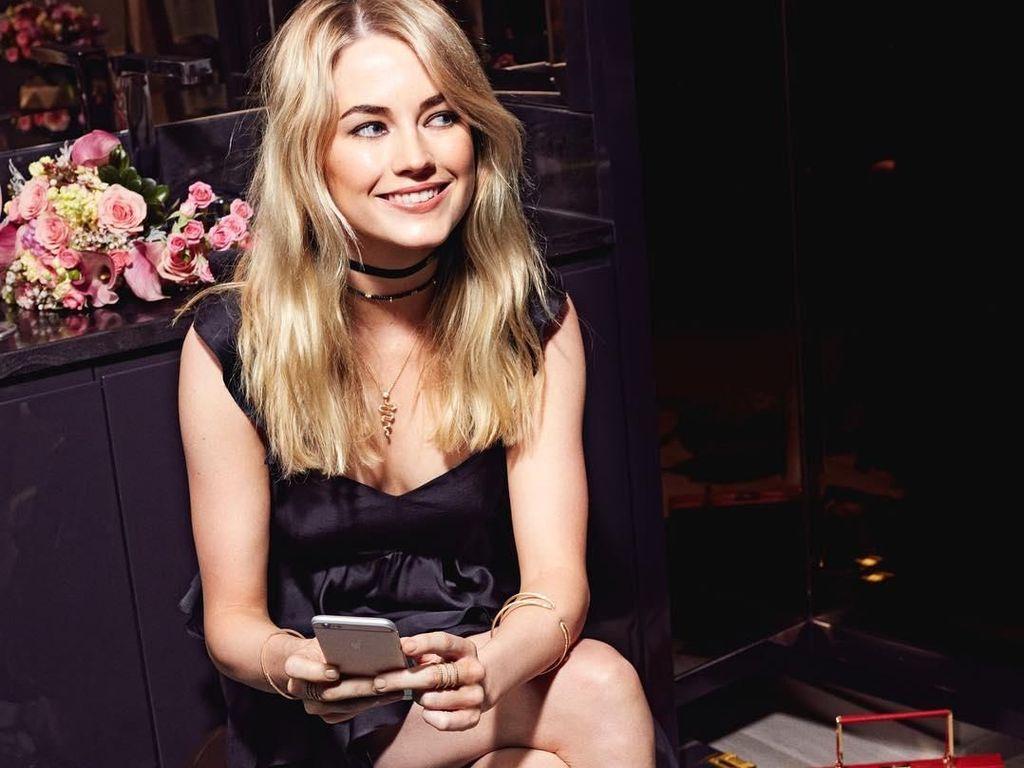 Si Cantik Amanda, Wanita Muda Berharta Rp 124 Triliun