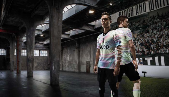 Ini sebenarnya bukan kali pertama Adidas dan EA berkolaborasi membuat jersey. Namun baru di tahun ini hasil kerjasama mereka benar-benar diproduksi dan bisa didapat fans di toko Adidas. (ist.)