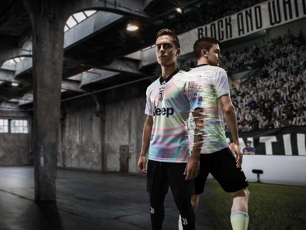 Kolaborasi Adidas dan EA Sports Hasilkan Jersey Baru MU, Juve, dan Madrid