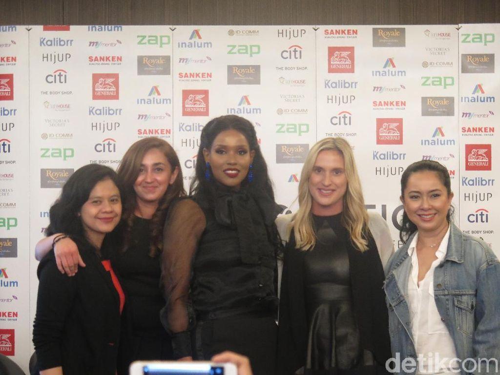 Ribuan Wanita Ikuti Konferensi Ini Agar Berani Wujudkan Mimpi