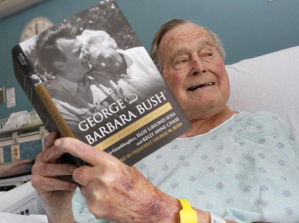 3 Hal Bisa Dipelajari Anak dari Sosok George H.W. Bush