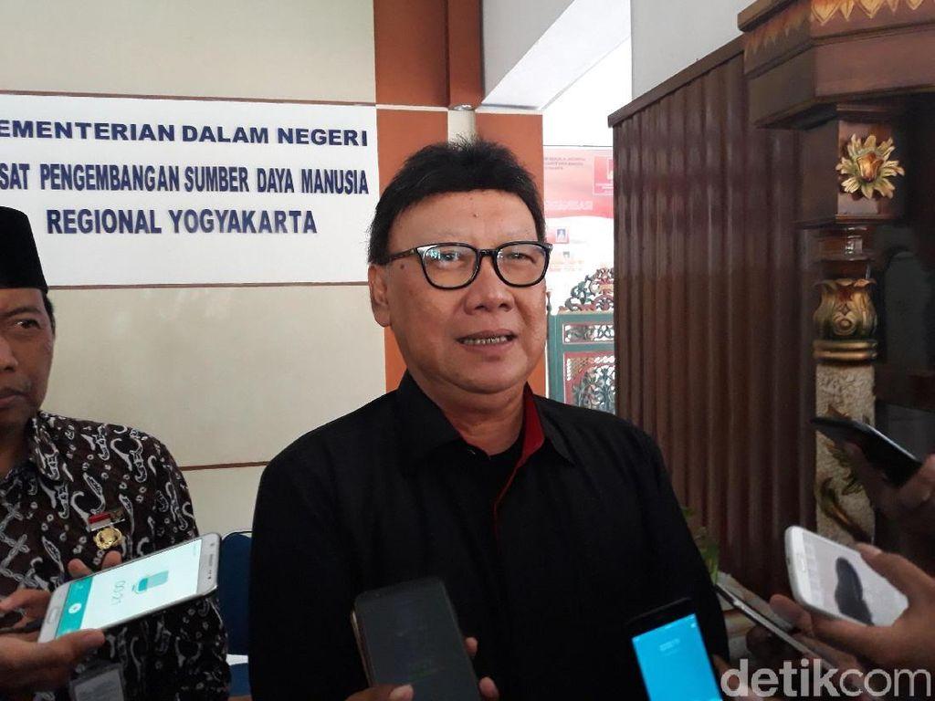 Menteri Tjahjo Larang ASN Kemendagri Ikut Aksi Reuni 212