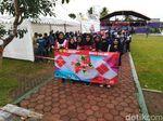 Peringati HIV Sedunia, Warga Ciamis Gelar Aksi Save Your Life