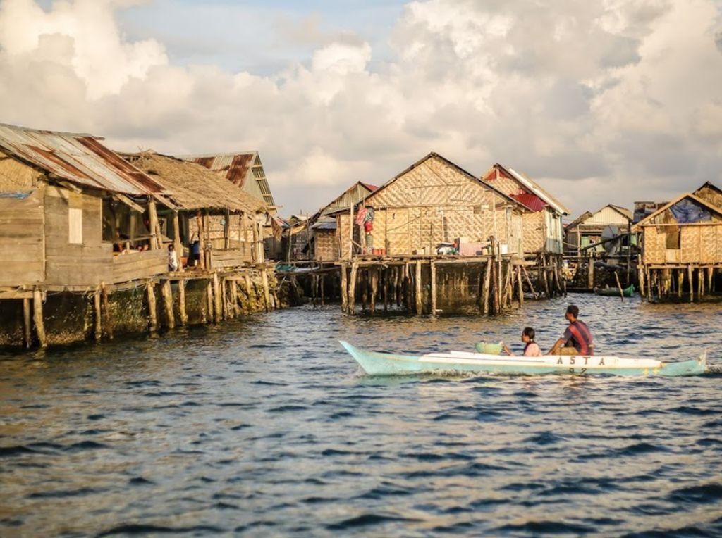 Foto: Wakatobi yang Bikin Kamu Ingin Liburan ke Sana