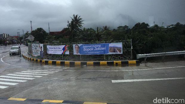 Tol Bocimi Diresmikan Jokowi Siang Ini