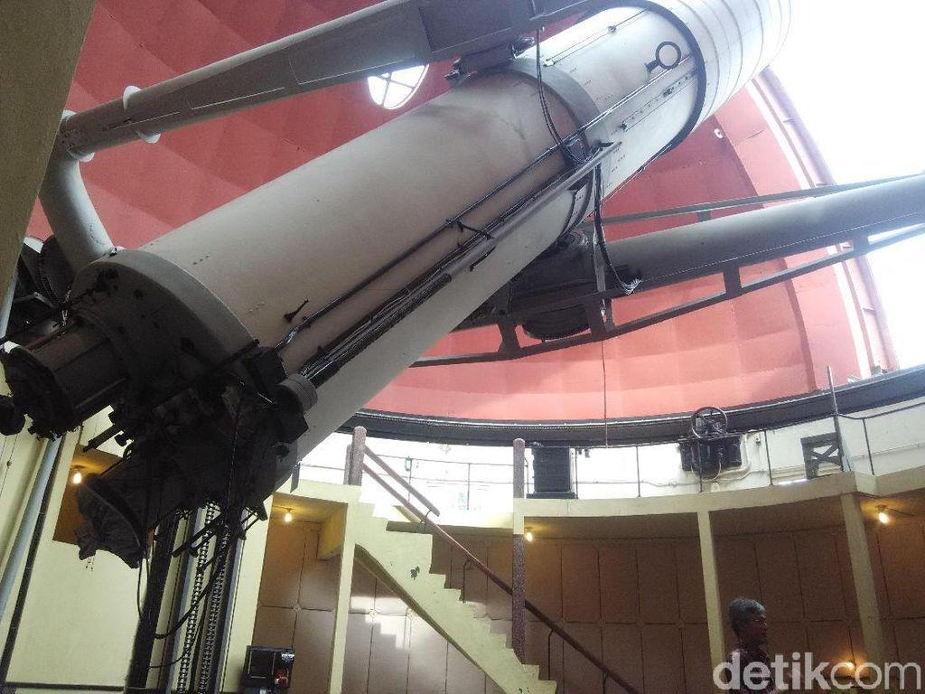 Jelang Syawal, Observatorium Bosscha Tak Lakukan Pengamatan Hilal