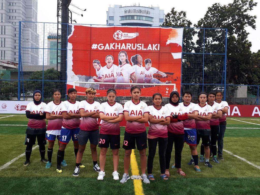 AIA Umumkan 16 Pemain Putri Terbaik ke Bangkok