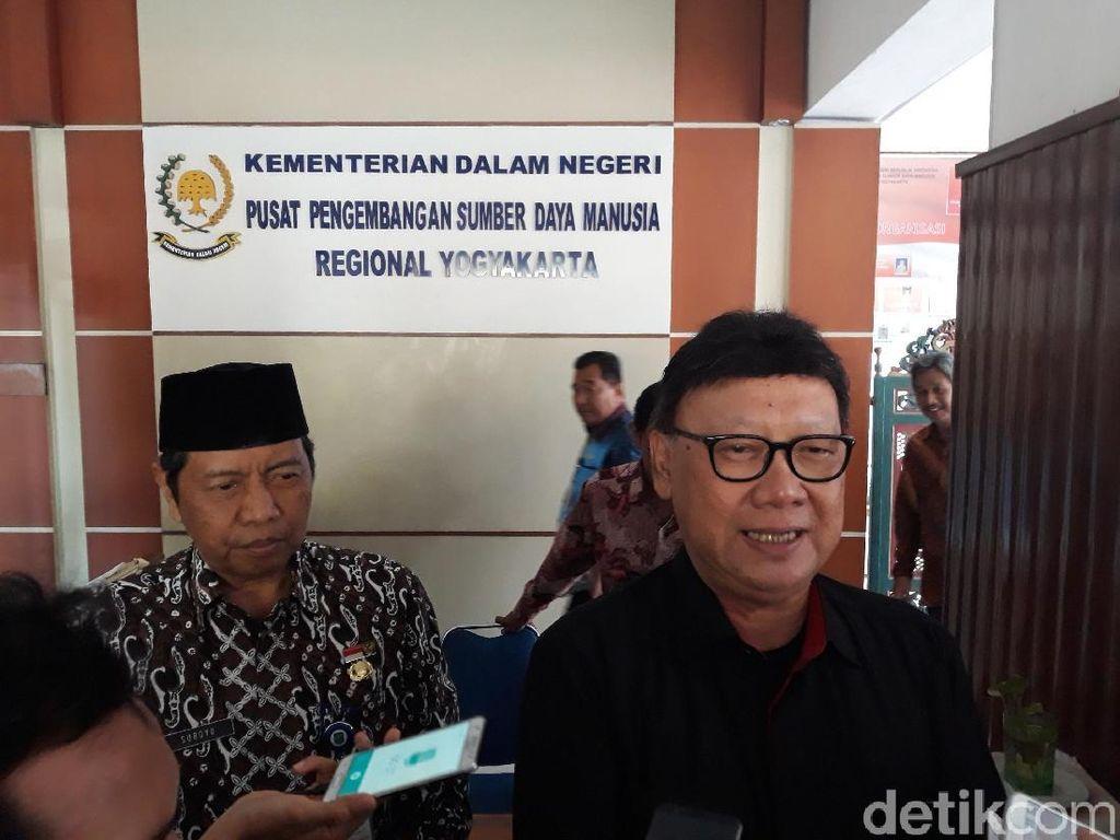 Kata Mendagri Soal Isu Intervensi di Muktamar Pemuda Muhammadiyah