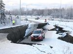 Video Saat Gempa Dahsyat Guncang Alaska
