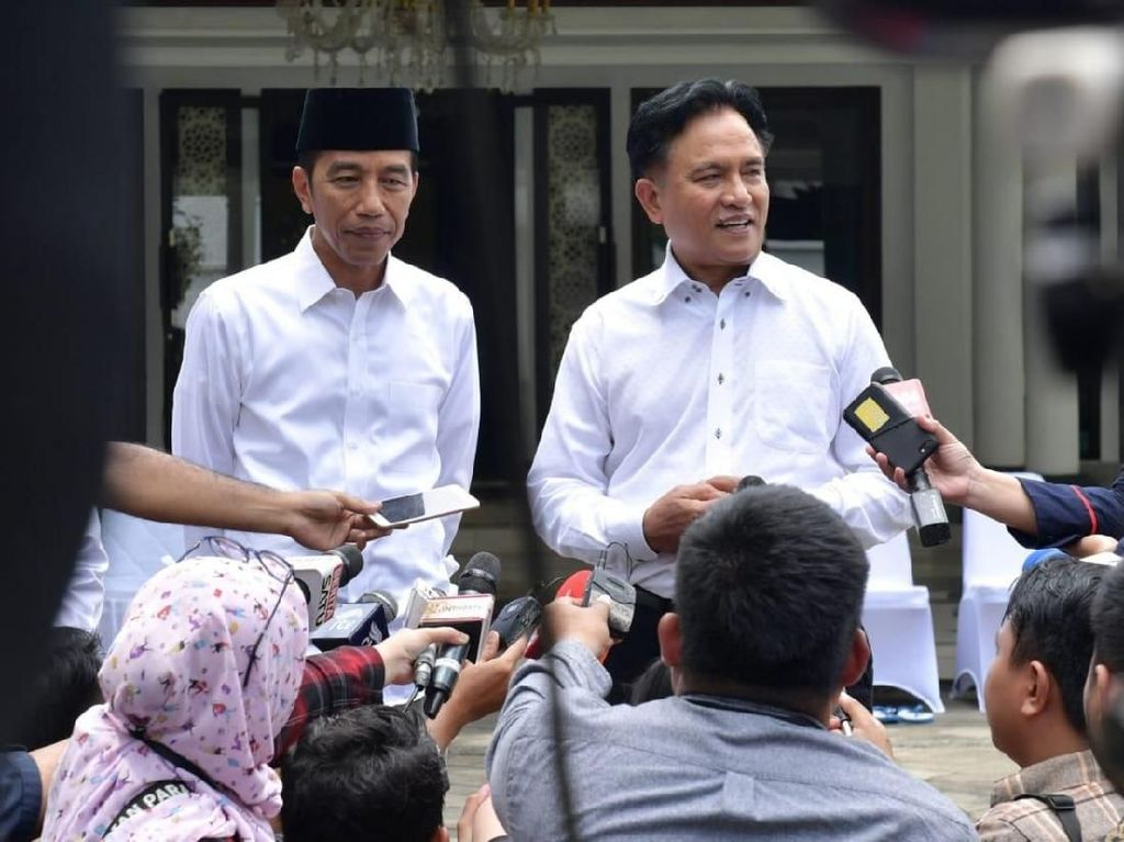 Yusril Ihza Sebut Gugatan Prabowo di MK Tepat dan Terhormat
