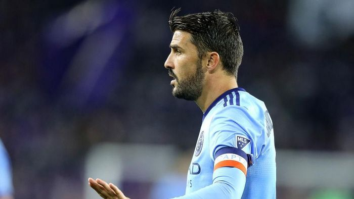 David Villa. (Foto: Alex Menendez/Getty Images)