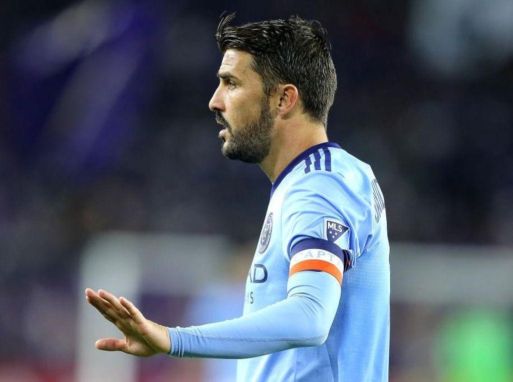 David Villa Susul Iniesta ke Vissel Kobe?