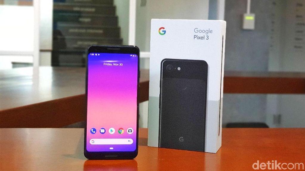 Unboxing Google Pixel 3, Ponsel Mungil Berkamera Mumpuni