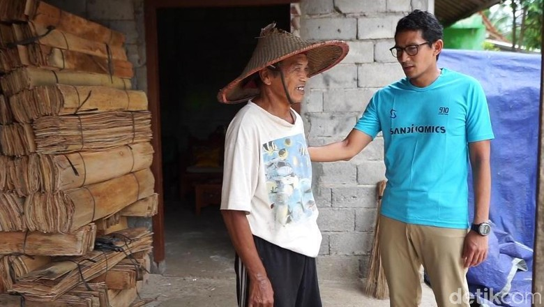 Bikin Sandiaga Kaget, Ternyata Banyak Warga yang Tak Kenal Prabowo
