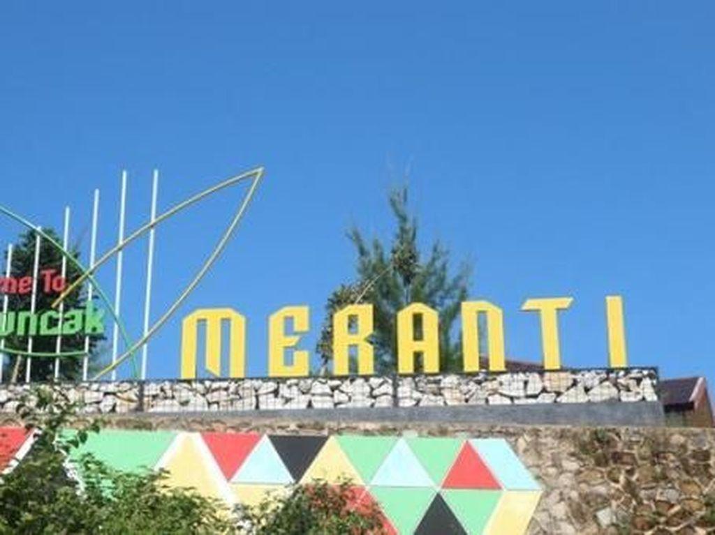 Lagi Hits di Kotabaru, Puncak Meranti