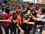 Demo Mahasiswa Papua di Jalan Pemuda Nyaris Bentrok dengan Ormas