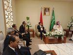 Bertemu JK, Putra Mahkota Saudi Jelaskan Kasus Khashoggi