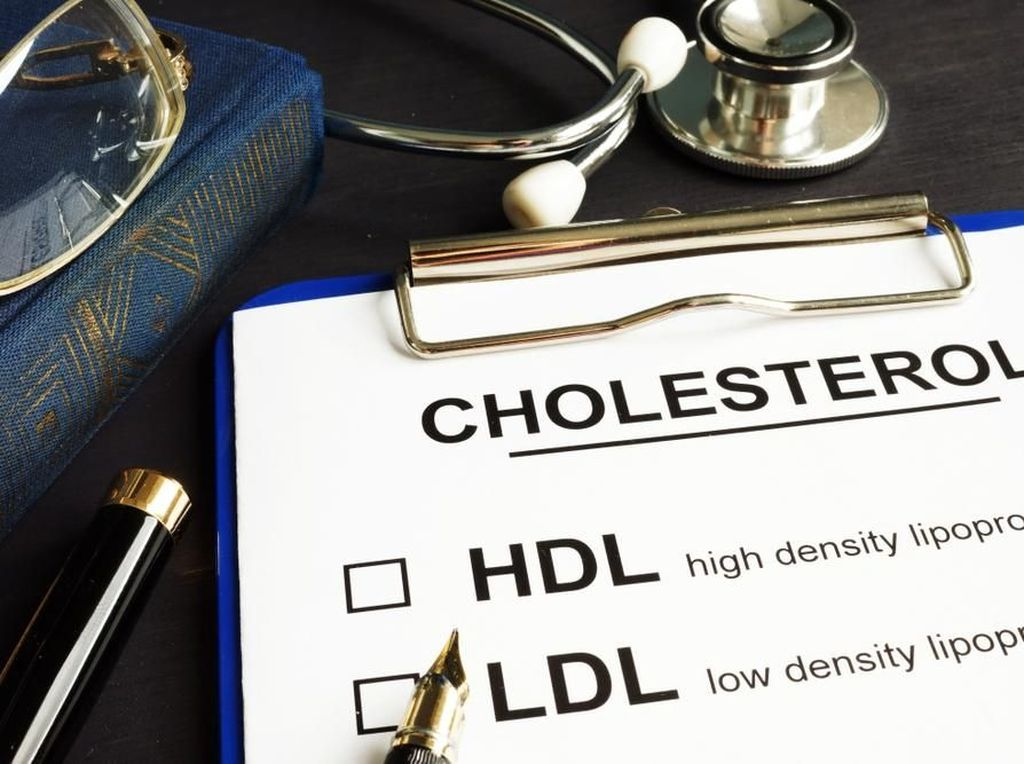 Sambut New Normal, Ini 3 Tips Turunkan Kadar Kolesterol