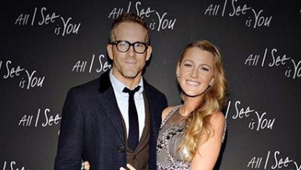 Ryan Reynolds dan Blake Lively, pasangan beda usia